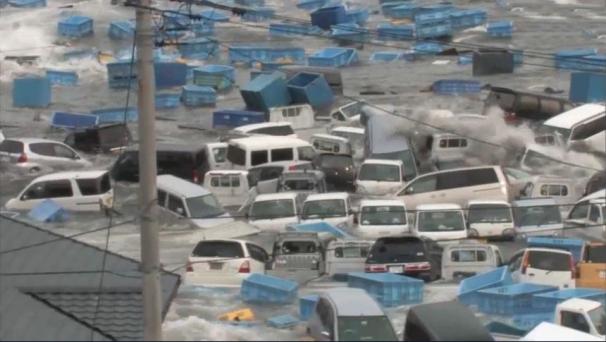 فیلم : سونامی خطرناکترین حادثه طبیعی