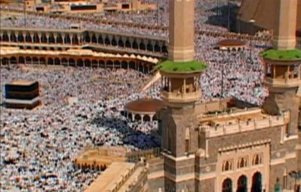 فیلم : عرفات و منا در حج ابراهیمی