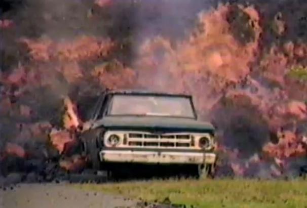 فیلمی کوتاه و جالب از فواران آتشفشان