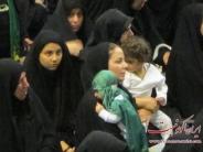 تصاویر مراسم شیرخوارگان حسینی در مصلای امام خمینی(ره) تهران