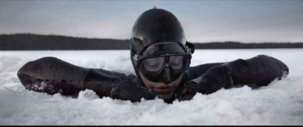 فیلم : غواصی در قطب شمال
