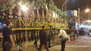 تصاویر : مراسم شب تاسوعای حسینی