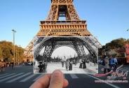 تصاویر : پاریس از دیرباز تا به امروز