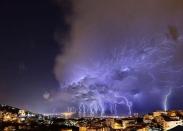 عکس/ شکار صحنهای خارقالعاده توسط عکاس لبنانی