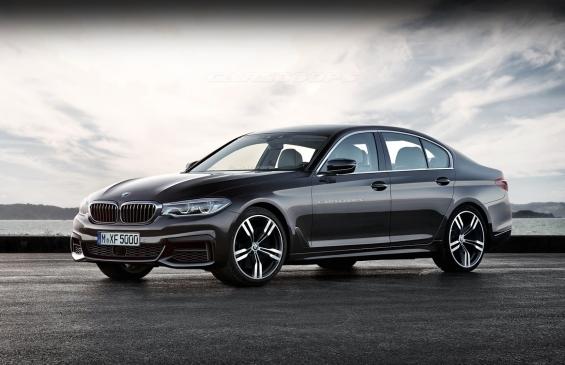 فیلم : طراحی 2017  BMW 5 Series G30