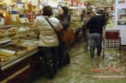 سطح آب شهر ونیز همچنان رو به افزایش است