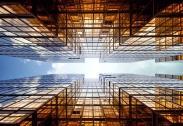 عکاسی از اشکال هندسی ساختمان های بلند