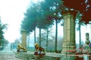 عکس : باغ ملی نیشابور در اوایل دهه ۵۰