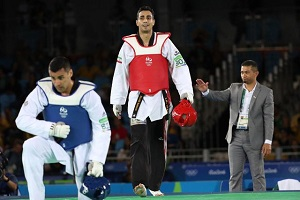 مسابقات گرنداسلم تکواندو 2017 چین مردانی به مدال برنز گرنداسلم رسید
