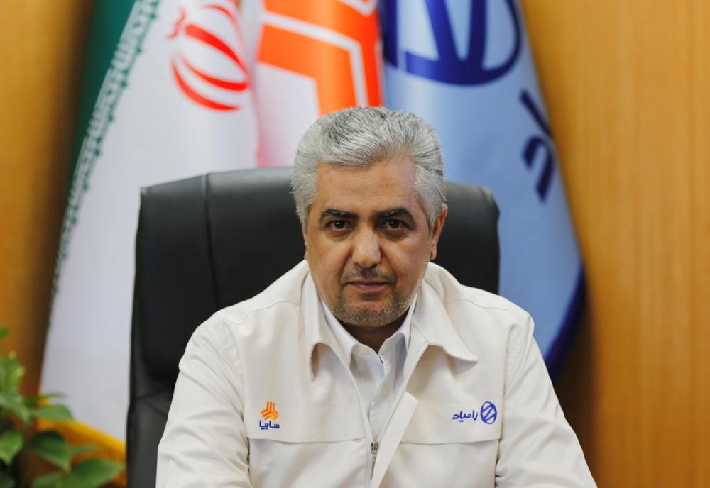 مدیرعامل شرکت زامیاد خبر داد: سهم زامیاد از بازار خودروهای تجاری سبک کشور افزایش مییابد