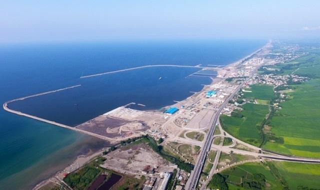 بندر کاسپین منطقه آزاد انزلی مرزمجاز دریایی تعیین شد