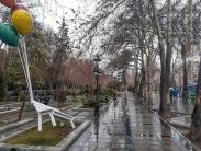 هوای دلپذیر تهران/ گزارش تصویری