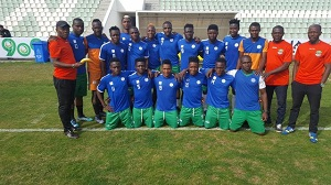 سیرالئون با 4 بازیکن اصلی و 17 بازیکن محلی مقابل ایران!
