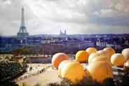 عکس های رنگی از سال 1914 پاریس؛ سال آغاز جنگ جانی اول