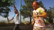 گزارش تصویری از مسابقه دو دونده شو