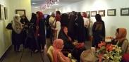 گزارش تصویری از نمایشگاه خوشنویسی