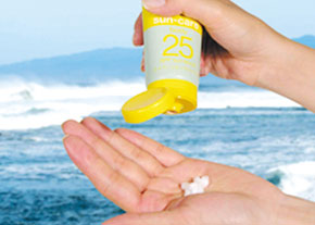 کرم های ضد آفتاب و انواع آن در بازار