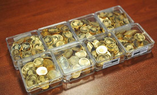 انعقاد ۳۹ هزار قرارداد آتی سکه طی هفته گذشته در بورس کالا