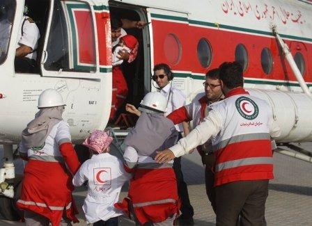 رئیس جمعیت هلالاحمر: مردم از حضور در مناطق زلزلهزده پرهیز کنند