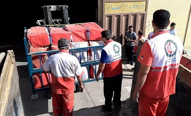جزئیات خدمات امدادی هفته اخیر هلالاحمر در زلزله کرمانشاه