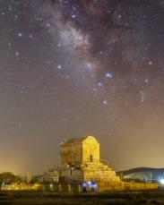 عکسهای رویایی شبهای شگفتانگیز ایران