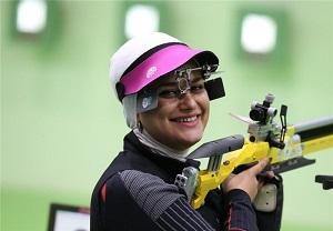 قول تیرانداز المیپکی ایران: در رقابتهای آسیایی مدال میگیریم