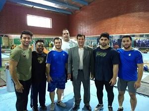 علی مرادی: ایران به کاهش سهمیههای المپیک 2020 اعتراض میکند