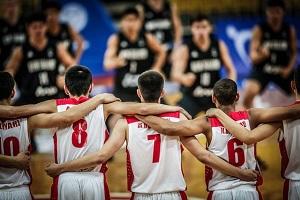 حضور بسکتبالیستهای جوان در تورنمنت اطلس چین