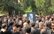 گزارش تصویری از مراسم تشییع پیکر ناصر چشم آذر