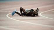 تک عکس : دونده آمریکایی در رقابت های شانگهای