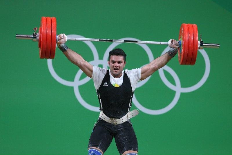 عضو تیم ملی وزنهبرداری: به دنبال جبران ناکامی گذشته هستم