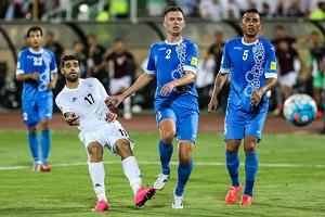 تغییر ساعت دیدار تیم ملی ایران و ازبکستان