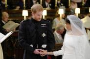 تصاویر:مراسم ازدواج شاهزاده هری و مگان مارکل در قلعه ویندزور