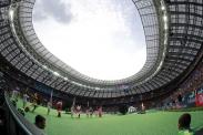 تک عکس : افتتاحیه جام جهانی فوتبال در روسیه