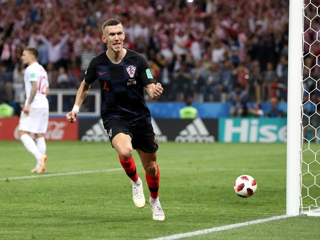 اولین حضور کرواسی در فینال جام جهانی/ شاگردان دالیچ تاریخسازی کردند