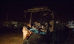 سازمان راهداری و حمل و نقل جادهای اعلام کرد تایید صلاحیت شغلی و مدارک راننده تانکر حادثه سنندج