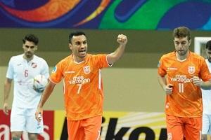 مس سونگون فینالیست فوتسال جام باشگاههای آسیا شد