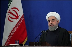 روحانی: انتقال و سوآپ انرژی در دریای خزر را با جدیت ادامه میدهیم