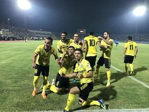 پیروزی یک نیمهای پارس جنوبی با گل به خودی بازیکن استقلال