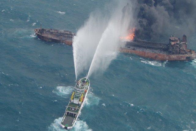 گزارش نهایی تیم داخلی و بینالمللی مشاور عملیات غواصی سانچی اعلام شد