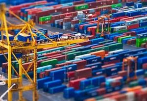 ورود 503 هزار تن انواع کالا به کشور در یک هفته