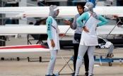 تصاویر: رقابتهای قایقرانی بازیهای آسیایی اندونزی