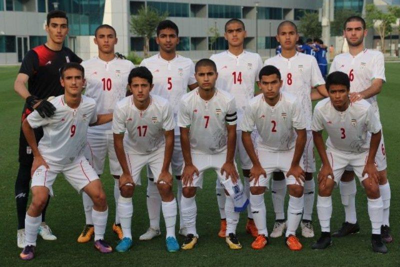 قهرمانی نوجوانان آسیا؛ تیم فوتبال نوجوانان ایران مقابل اندونزی شکست خورد