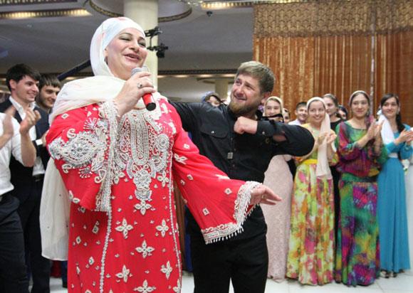 تصاویر:رقص سیاستمداران