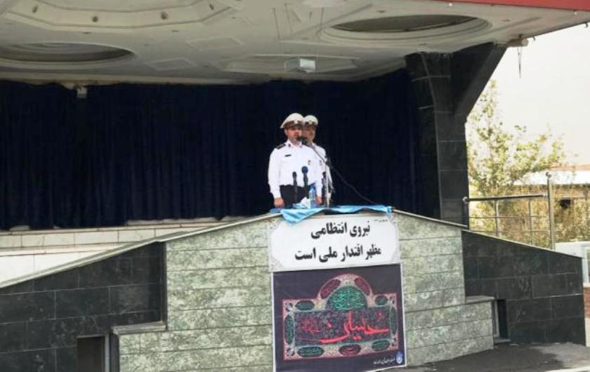 رئیس پلیس راهور ناجا: 5 هزار پلیس راهور نظم ترافیکی اربعین را برقرار میکنند