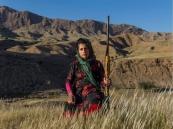 عکس نشنال جئوگرافیک از دختر ایرانی