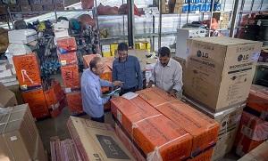 انبارهای نگهداری کالا با سامانه جامع رصد میشود