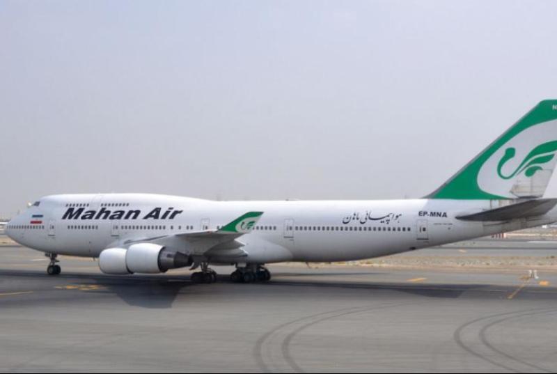 پرواز تهران- کیش از شیراز راهی مقصد شد
