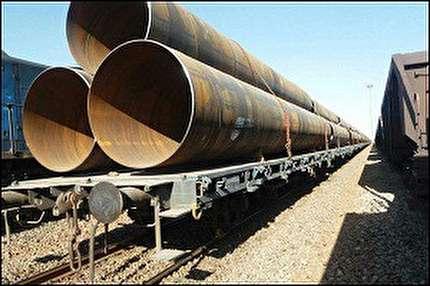 صادرات ۲۰۰۰۰۰۰۰۰۰ دلاری چدن، آهن و فولاد