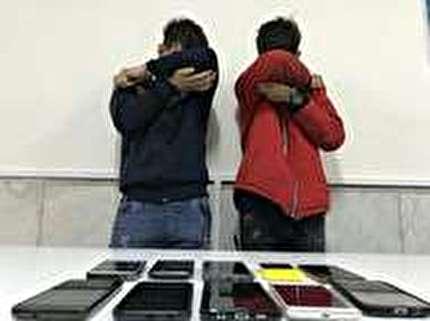 داوود دویستی دستگیر شد/ موبایل قاپی از شهروندان تهرانی در کوتاهترین زمان